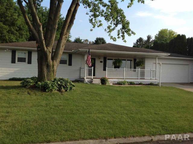 802 E Michigan, Metamora, IL 61548 (#1185727) :: Adam Merrick Real Estate
