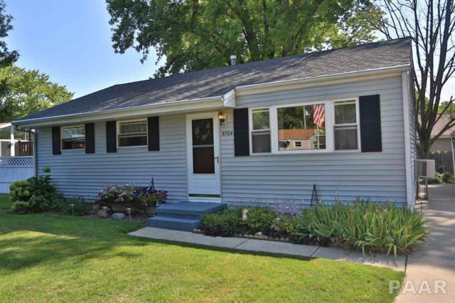 5704 N Terrace Ct #1 Court, Peoria Heights, IL 61616 (#1185870) :: Adam Merrick Real Estate