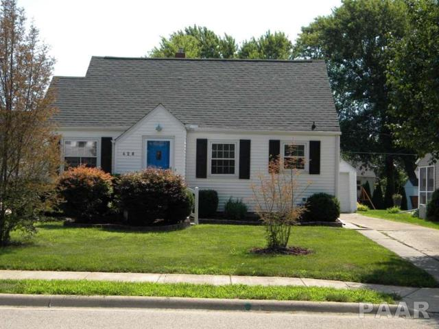428 N Illinois Avenue, Morton, IL 61550 (#1185965) :: Adam Merrick Real Estate