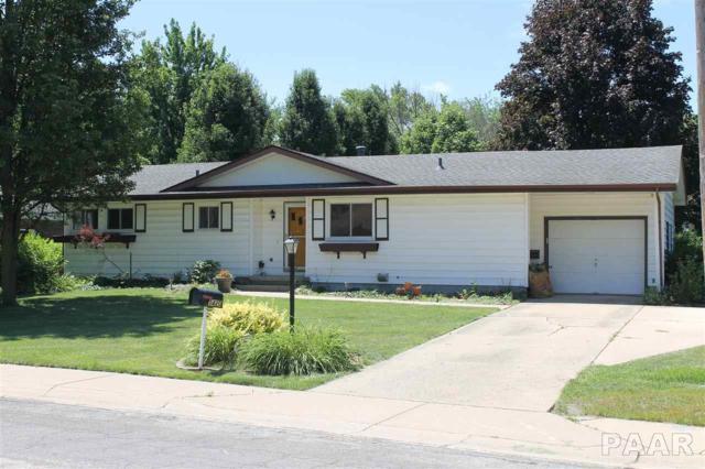 1420 W Brentwood Drive, Dunlap, IL 61525 (#1185995) :: Adam Merrick Real Estate