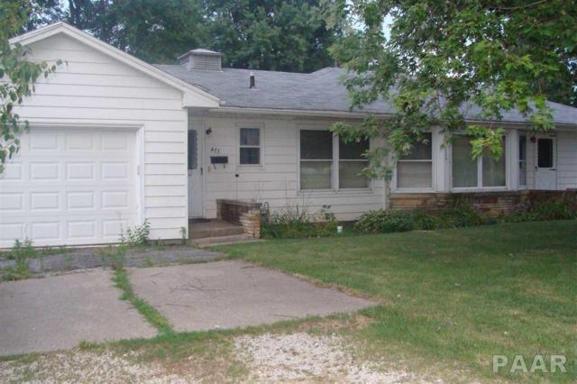 473 S Apple, Farmington, IL 61531 (#1186008) :: Adam Merrick Real Estate