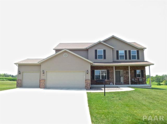 400 Somerset Drive, Germantown Hills, IL 61548 (#1186023) :: Adam Merrick Real Estate