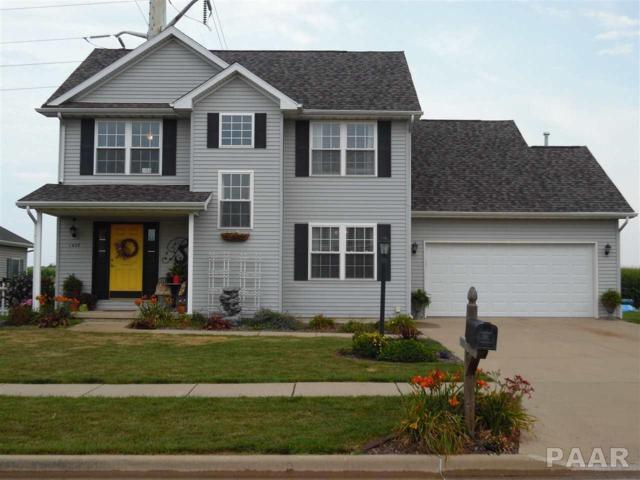 1437 Santa Fe Road, Washington, IL 61571 (#1186038) :: Adam Merrick Real Estate