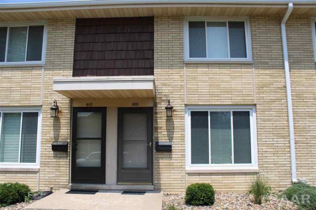 409 E Delwood Street #409, Morton, IL 61550 (#1186046) :: Adam Merrick Real Estate