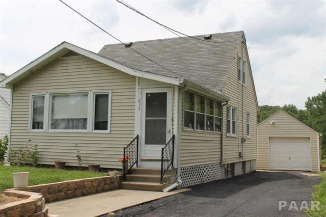 219 N Harrison, Bartonville, IL 61607 (#1186379) :: RE/MAX Preferred Choice