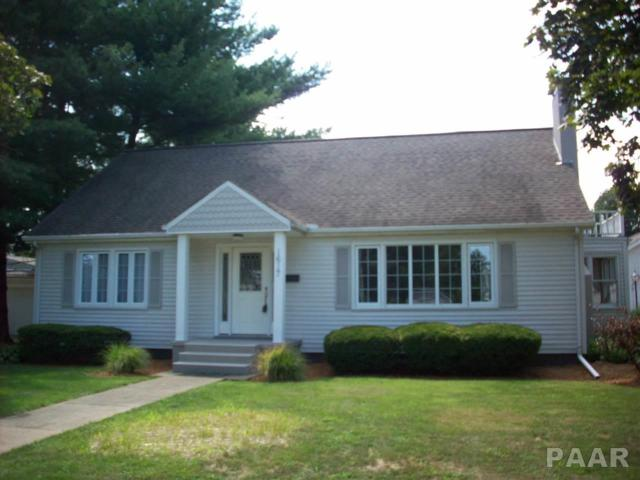 1617 N Finney Street, Chillicothe, IL 61523 (#1186432) :: RE/MAX Preferred Choice
