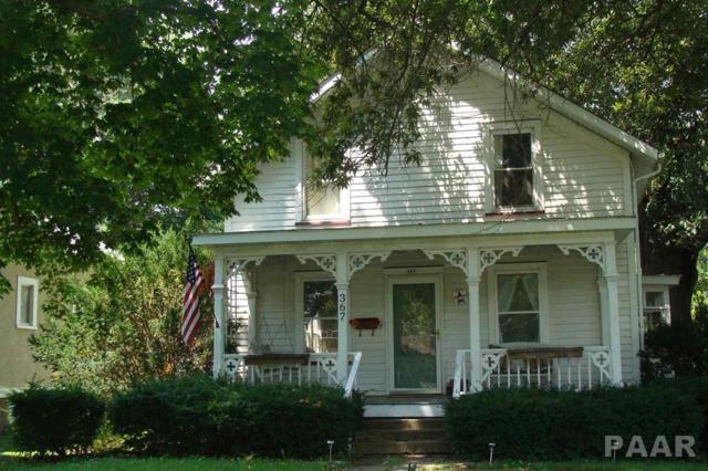 367 E Fulton, Farmington, IL 61531 (#1186461) :: Adam Merrick Real Estate