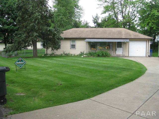 5407 N Montclair Avenue, Peoria Heights, IL 61616 (#1186652) :: RE/MAX Preferred Choice