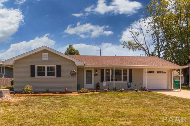 1206 S Mesa Drive, Bartonville, IL 61607 (#1186689) :: RE/MAX Preferred Choice