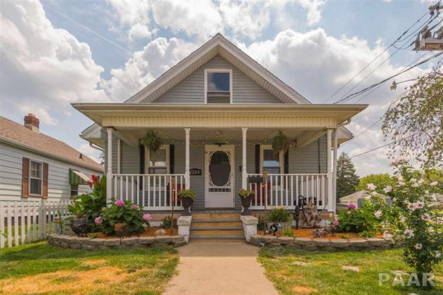 1204 E Lake Avenue, Peoria Heights, IL 61616 (#1186773) :: RE/MAX Preferred Choice