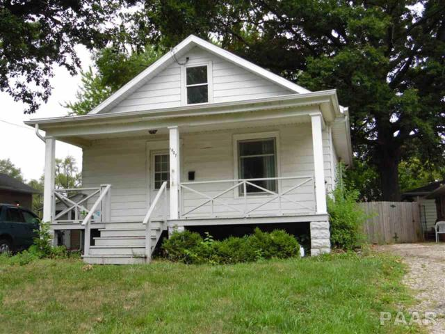 1007 E Cox Avenue, Peoria Heights, IL 61616 (#1186780) :: RE/MAX Preferred Choice