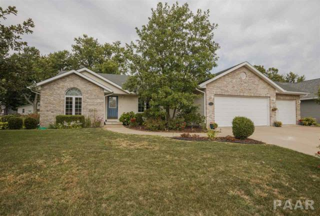 413 N Phil Gould Drive, Hanna City, IL 61536 (#1186889) :: Adam Merrick Real Estate
