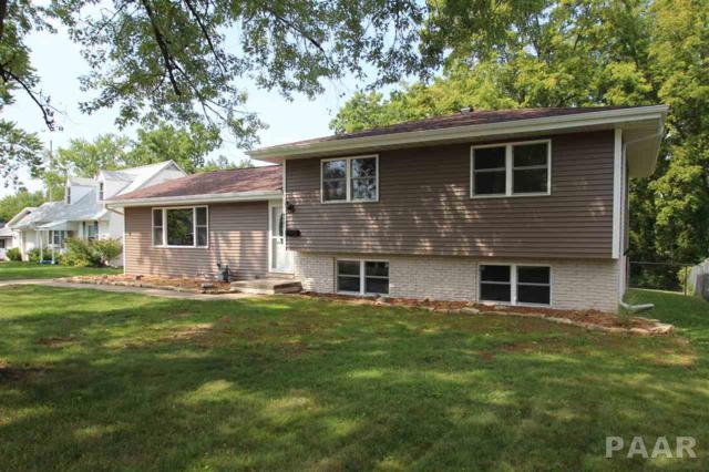 5421 N Nottingham Place, Peoria, IL 61614 (#1186942) :: RE/MAX Preferred Choice