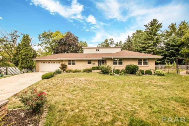 2527 W Rockwood Court, Peoria, IL 61604 (#1186961) :: RE/MAX Preferred Choice