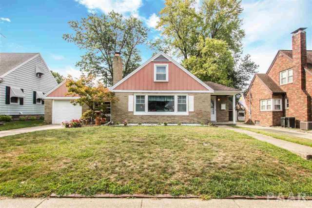 1022 E Norwood Avenue, Peoria, IL 61603 (#1186962) :: RE/MAX Preferred Choice