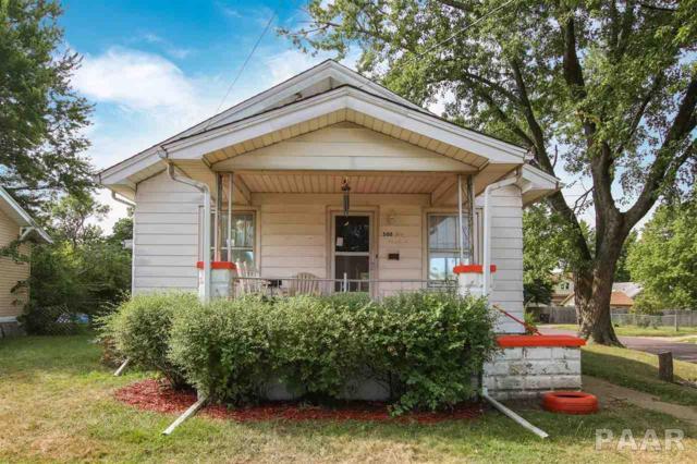 500 E Virginia Avenue, Peoria, IL 61603 (#1186969) :: RE/MAX Preferred Choice