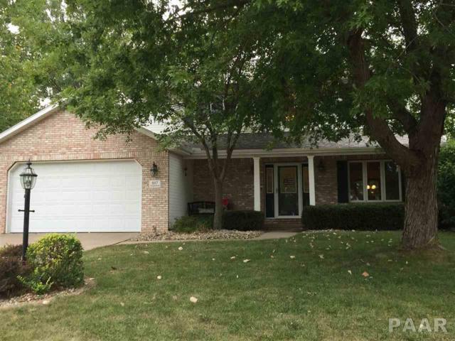 807 Dogwood Drive, Washington, IL 61571 (#1186979) :: RE/MAX Preferred Choice
