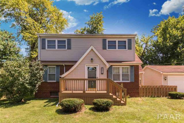 3218 N Leroy Avenue, Peoria, IL 61604 (#1187175) :: Adam Merrick Real Estate