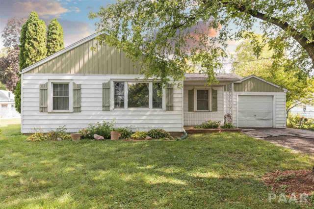 921 E Highland Place, Peoria Heights, IL 61616 (#1187293) :: Adam Merrick Real Estate