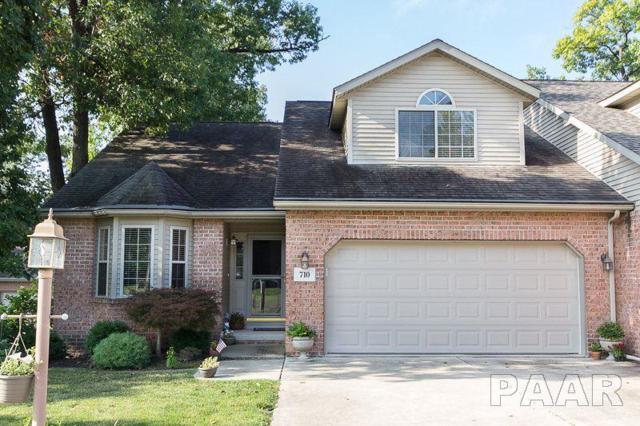 710 Woodland Knolls, Metamora, IL 61548 (#1187414) :: Adam Merrick Real Estate
