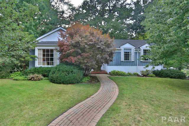 4537 N Miller Avenue, Peoria Heights, IL 61616 (#1187454) :: Adam Merrick Real Estate