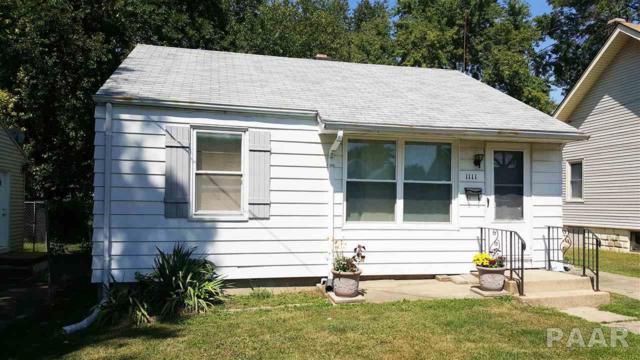 1111 E Gift, Peoria, IL 61603 (#1187463) :: Adam Merrick Real Estate