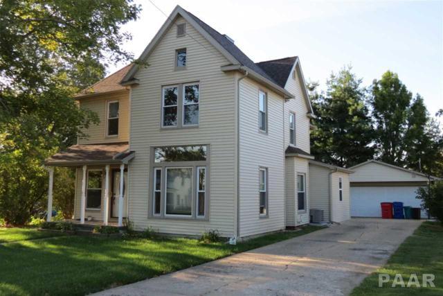 206 E Evergreen Street, Elmwood, IL 61529 (#1187581) :: Adam Merrick Real Estate