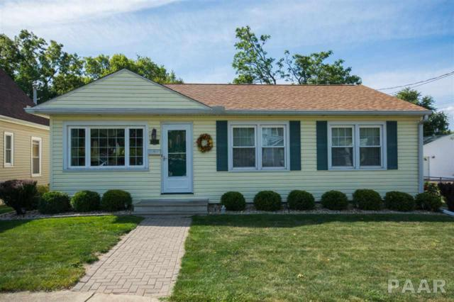 1206 E Samuel, Peoria Heights, IL 61616 (#1187585) :: Adam Merrick Real Estate