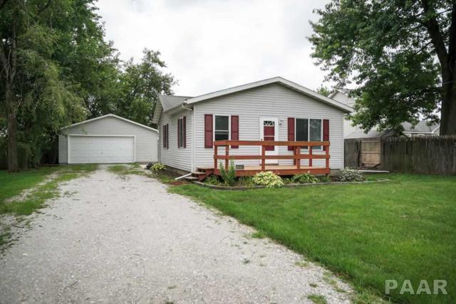 12918 W Center Street, Hanna City, IL 61536 (#1187729) :: Adam Merrick Real Estate