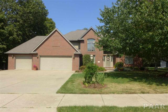 1009 W Bennett, Dunlap, IL 61525 (#1187861) :: Adam Merrick Real Estate