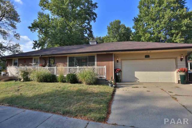 1219 E Kingman Avenue, Peoria Heights, IL 61616 (#1187920) :: Adam Merrick Real Estate