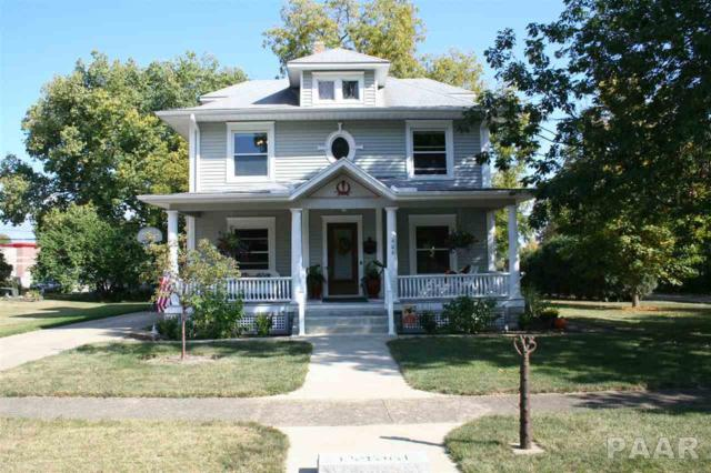 606 N Fifth Street, Chillicothe, IL 61523 (#1187933) :: Adam Merrick Real Estate