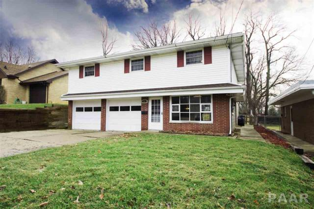 902 E Hines Avenue, Peoria Heights, IL 61616 (#1187943) :: Adam Merrick Real Estate