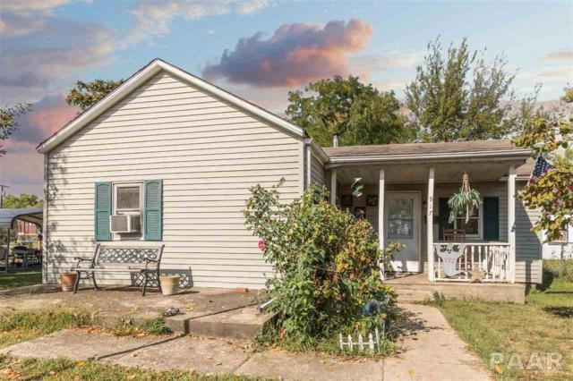 917 N First Street, Chillicothe, IL 61523 (#1187955) :: Adam Merrick Real Estate
