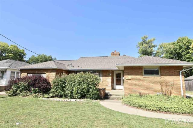 1223 Willow Street, Pekin, IL 61554 (#1187980) :: Adam Merrick Real Estate