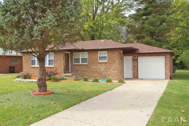 207 Twin Oaks Court, East Peoria, IL 61611 (#1187992) :: Adam Merrick Real Estate