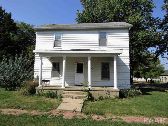 404 S Madison, Lewistown, IL 61542 (#PA1188104) :: Adam Merrick Real Estate