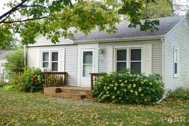 116 S Lawndale Avenue, Washington, IL 61571 (#1188236) :: Adam Merrick Real Estate