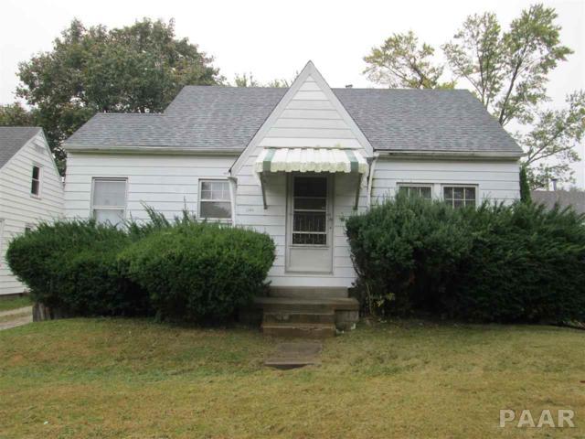 2040 W Hudson, Peoria, IL 61604 (#1188394) :: Adam Merrick Real Estate