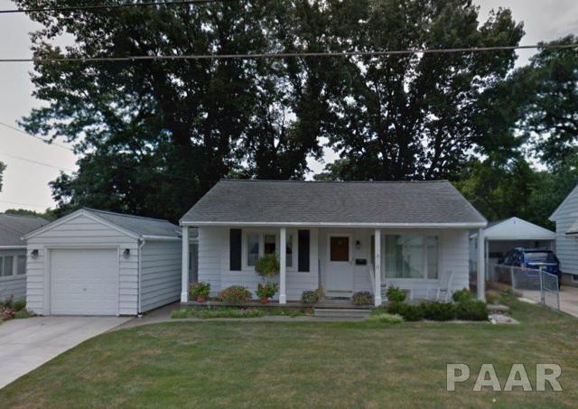 21 Lauterbach Drive, Bartonville, IL 61607 (#1188407) :: RE/MAX Preferred Choice