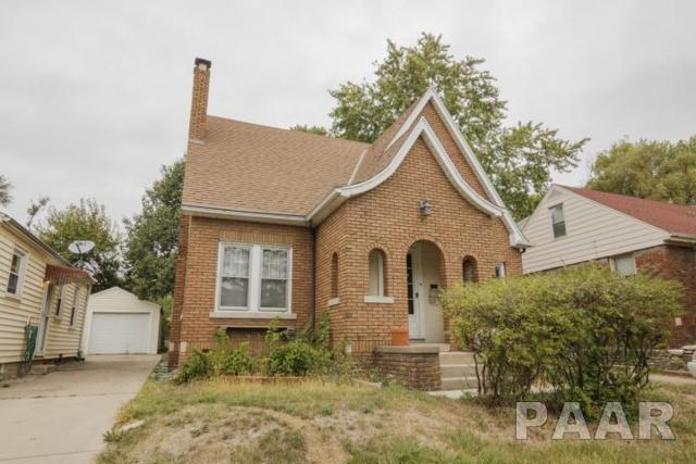813 W Meadows Place, Peoria, IL 61604 (#1188427) :: Adam Merrick Real Estate