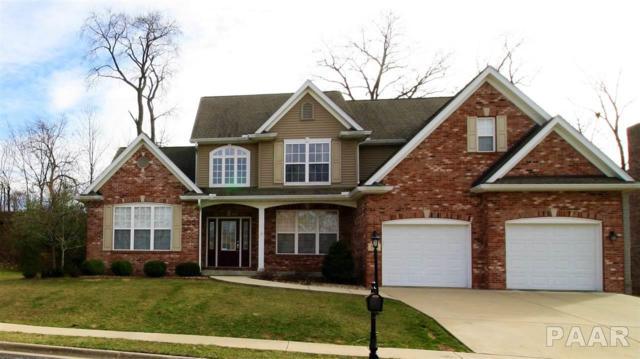 5628 W Timber Oak Court, Peoria, IL 61615 (#1188447) :: Adam Merrick Real Estate