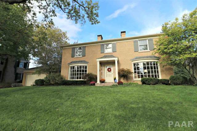411 W Greenway Place, Peoria, IL 61614 (#1188488) :: Adam Merrick Real Estate
