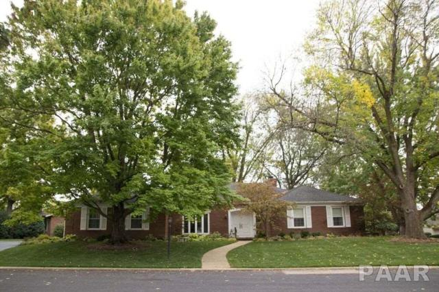 102 E Northgate, Peoria, IL 61614 (#1188529) :: Adam Merrick Real Estate