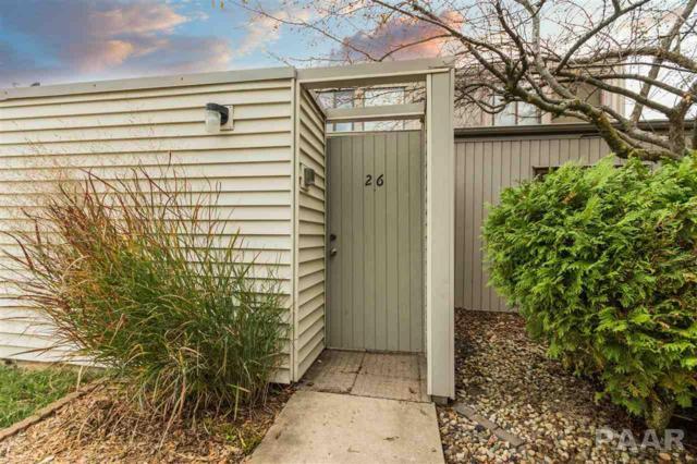6831 N Frostwood Parkway, Peoria, IL 61615 (#1188537) :: Adam Merrick Real Estate