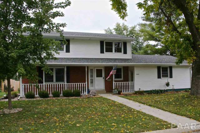 1049 Johnson Street, Morton, IL 61550 (#1188595) :: Adam Merrick Real Estate