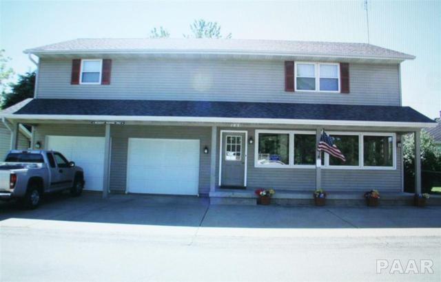105 S Wetmore Street, Metamora, IL 61548 (#1188680) :: RE/MAX Preferred Choice
