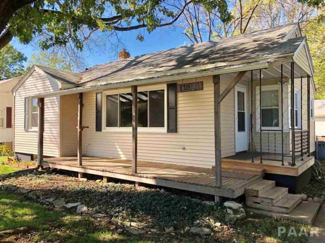 12931 N Route 29, Chillicothe, IL 61523 (#1188684) :: Adam Merrick Real Estate