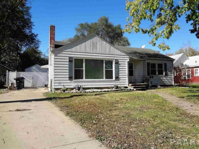 719 N Benedict Street, Chillicothe, IL 61523 (#1188754) :: RE/MAX Preferred Choice
