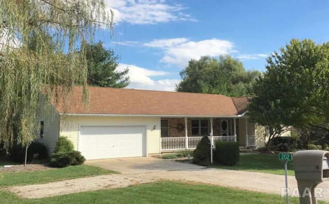 202 Schmitt Lane, Germantown Hills, IL 61548 (#1188817) :: Adam Merrick Real Estate